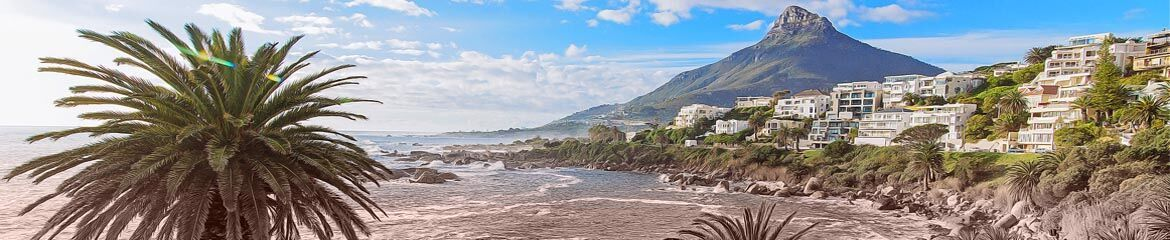 Camps Bay & Surrounding Accommodation footer banner