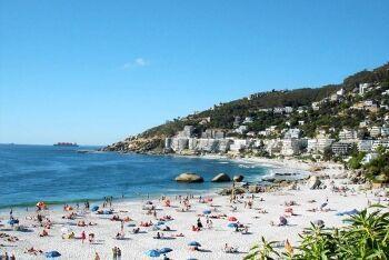 Clifton 4th Beach, Cape Town