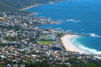 Camps Bay, Lion\'s Head, Cape Town