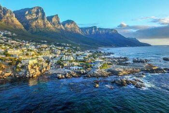 Clifton, Lion\'s head, Cape Town