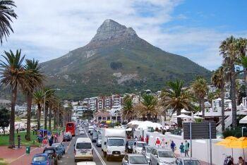Lion\'s Head, Camps Bay, Cape Town